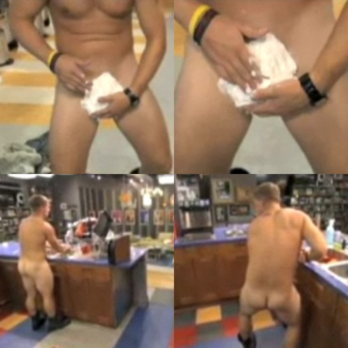 from Tyler real world landon naked