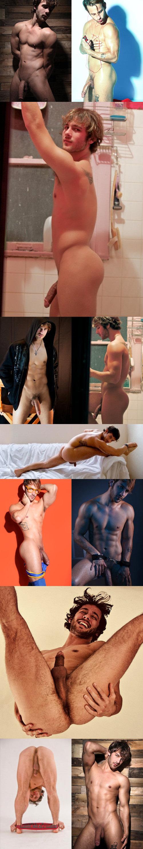 Nude persia white hot